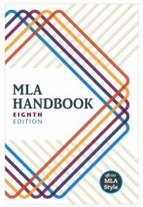 MLA 8th Edition is Here!