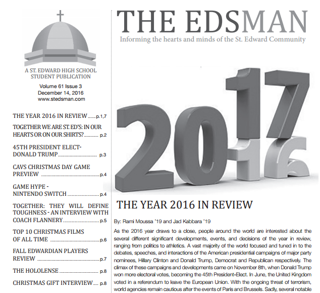The End-of-the-Year Edsman is Here!